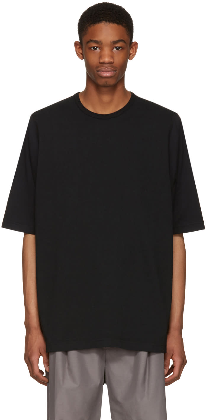 Ganryu Black Oversized T-shirt