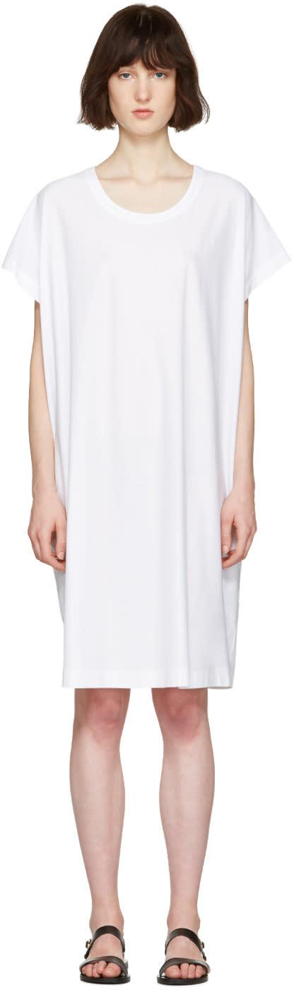 Nehera White Ultra Oversized Dress