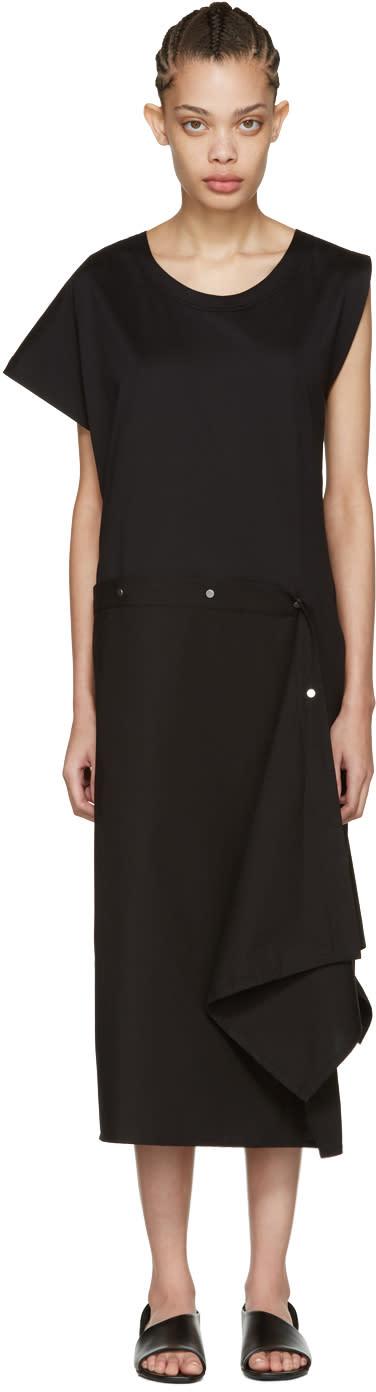 Nehera Black Dash Dress