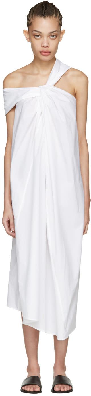 Nehera White Dibi Dress