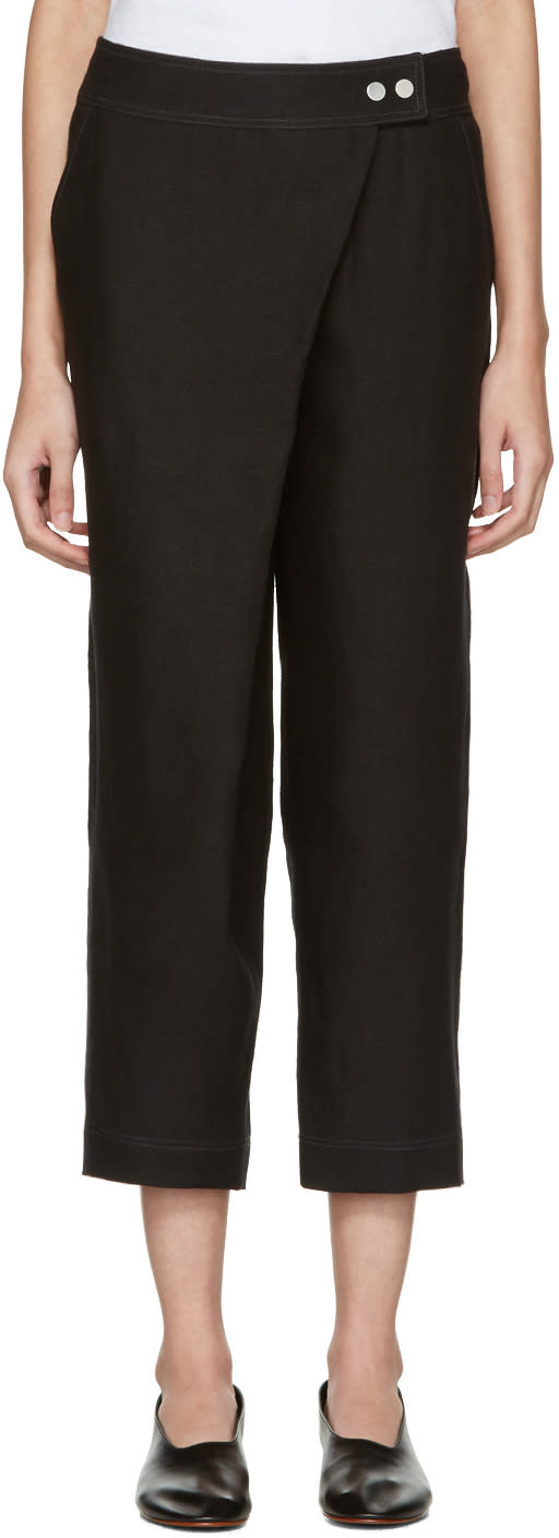 Nehera Black Prusso Trousers