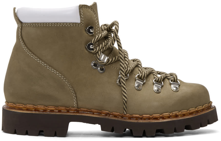 And Wander Beige Paraboot Edition Trekking Boots