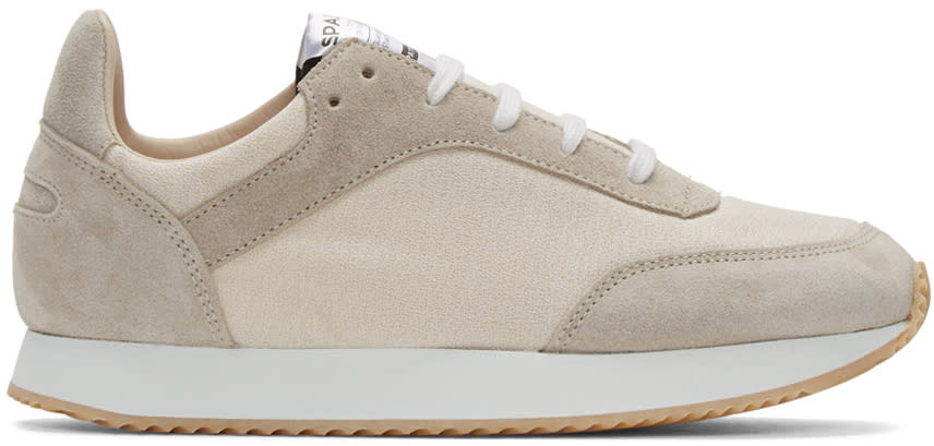 Spalwart Beige Tempo Sneakers