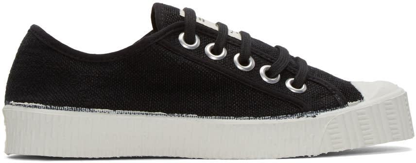 Spalwart Black Special Sneakers