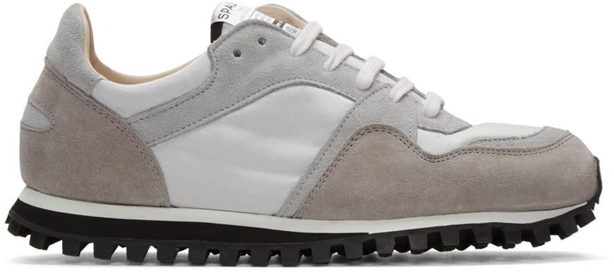 Spalwart Grey Marathon Trail Sneakers