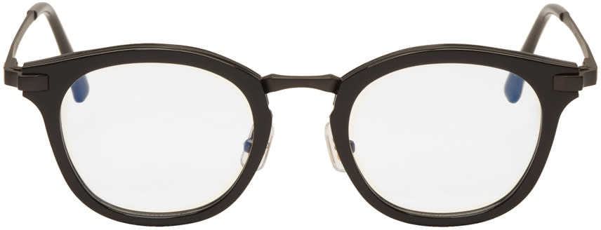 Gentle Monster Black Rigo Glasses