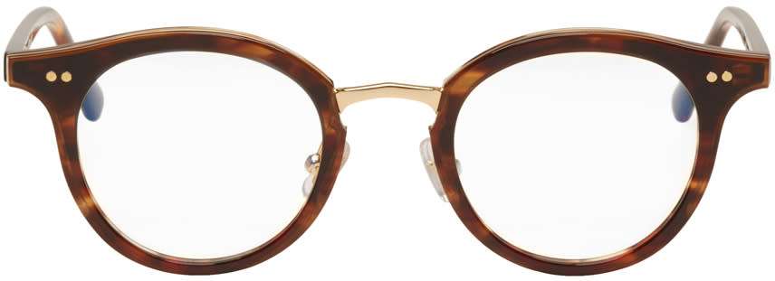 Gentle Monster Tortoiseshell Classico Glasses
