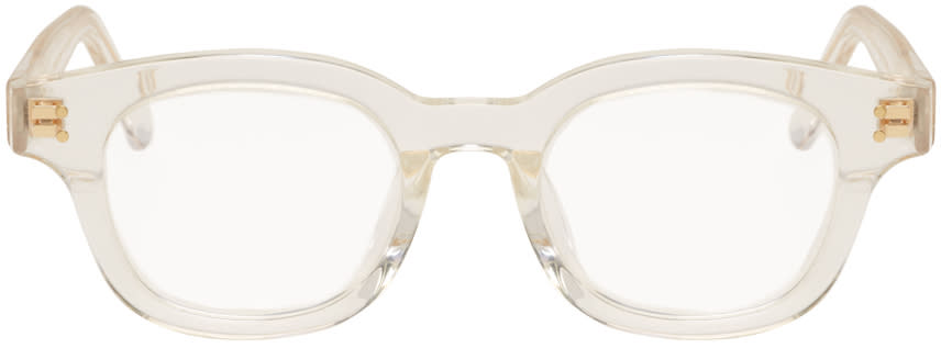 Gentle Monster Transparent Insight Glasses