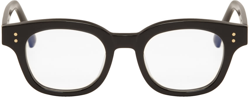 Gentle Monster Black Insight Glasses