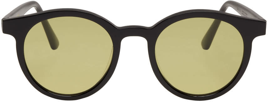 Gentle Monster Black noir Cat Sunglasses