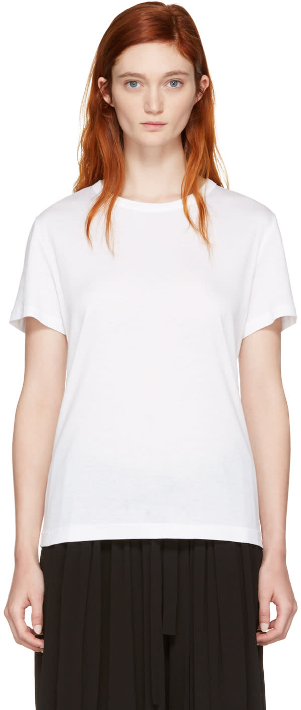 Nocturne 22 White Short Sleeve T-shirt