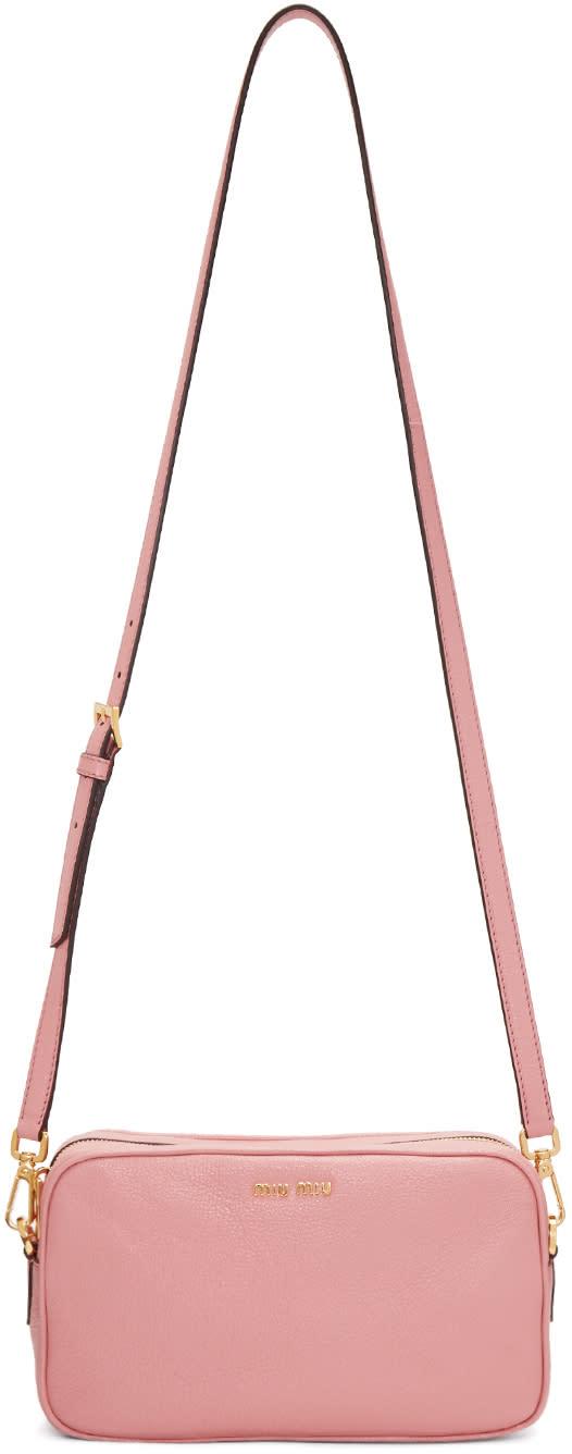 Miu Miu Pink Camera Bag