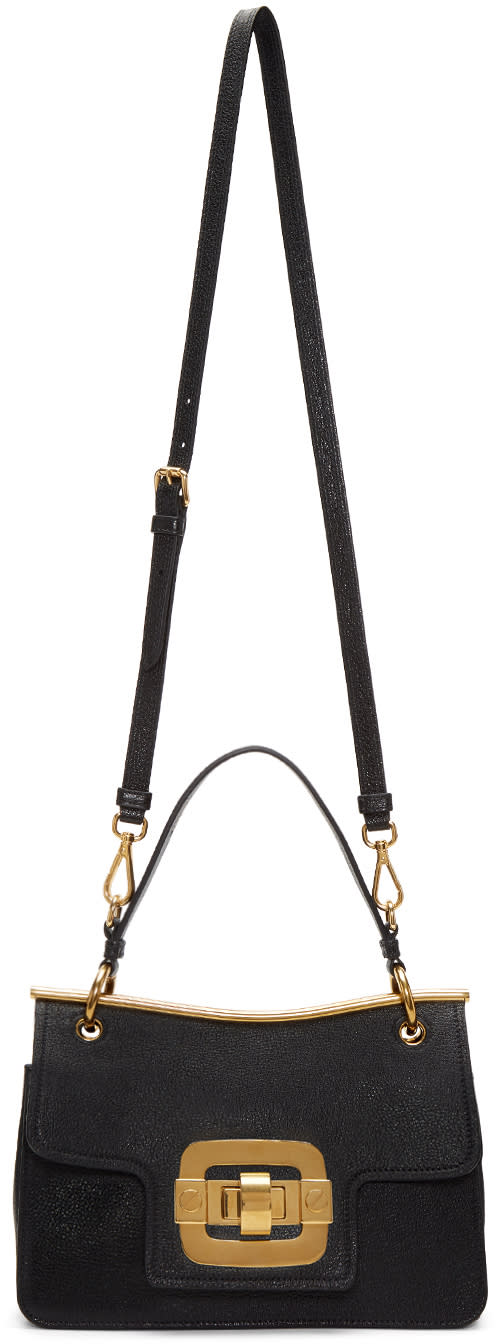 Miu Miu Black Lips Bag
