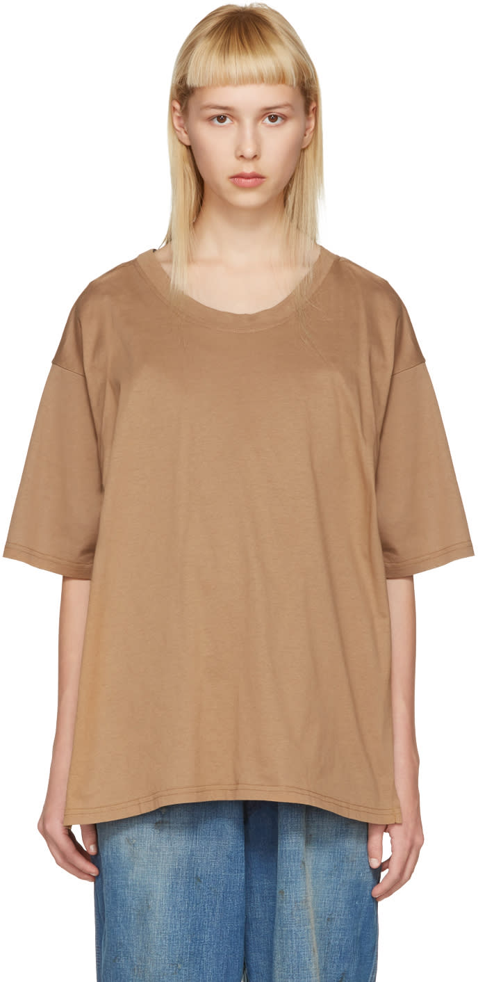 Image of Bless Brown Multiwear T-shirt