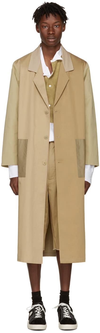 Image of Bless Beige Mix Work Coat