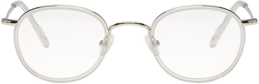 All In Silver Japon Glasses