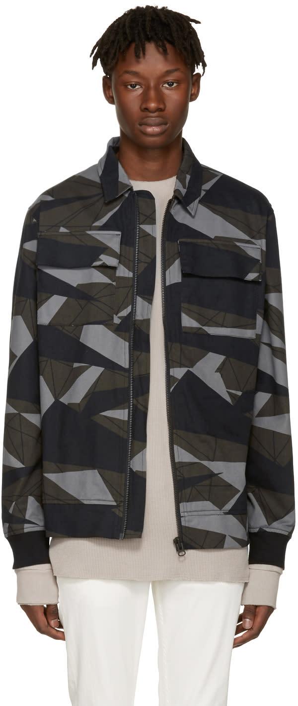 Tiger Of Sweden Jeans Multicolor Ace Jacket