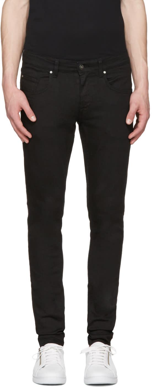 Tiger Of Sweden Jeans Black Slim Jeans