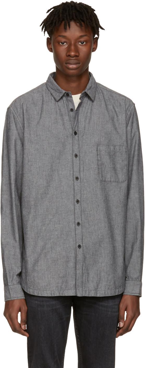 Tiger Of Sweden Jeans Grey Mellow Shirt