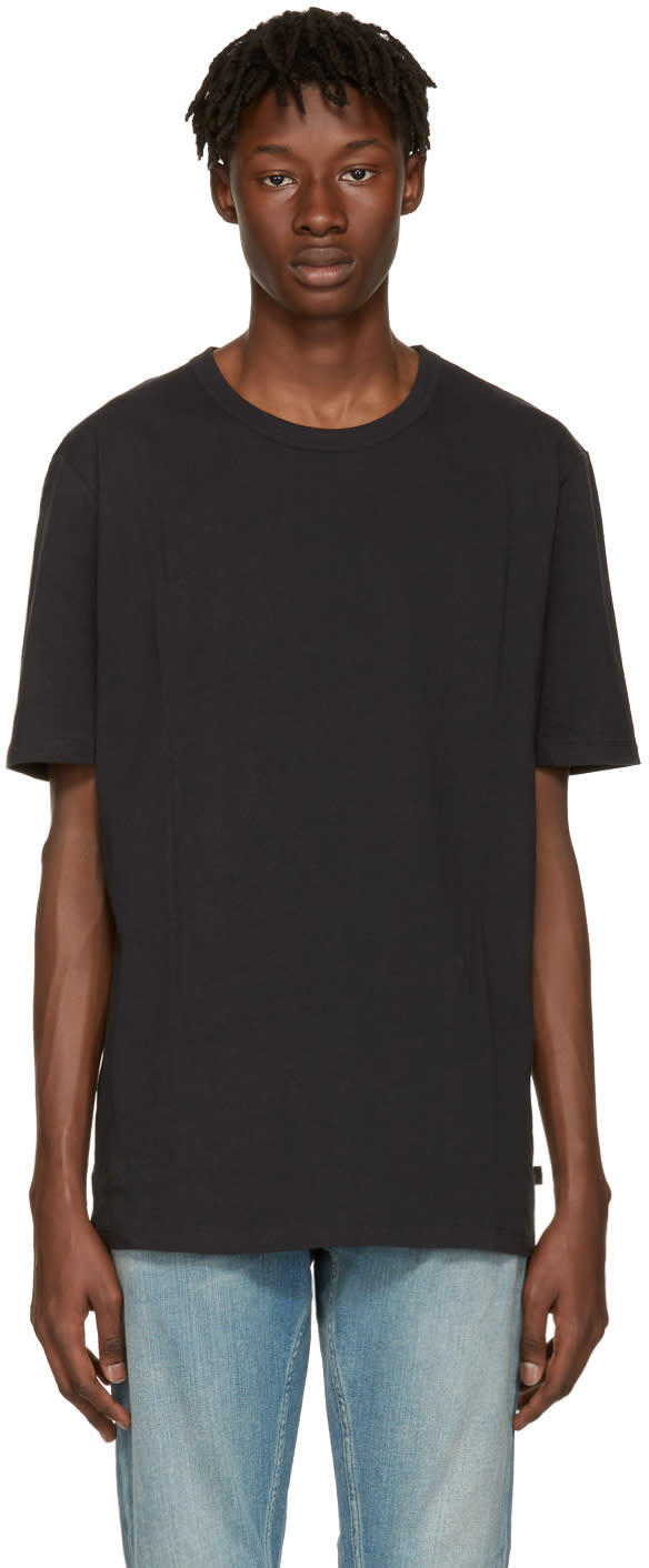 Tiger Of Sweden Jeans Black Biggie T-shirt