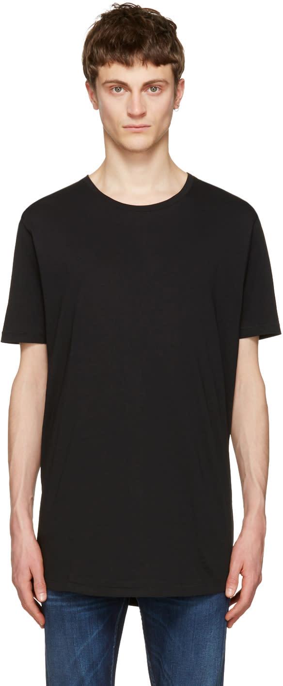 Tiger Of Sweden Jeans Black Corey Sol T-shirt