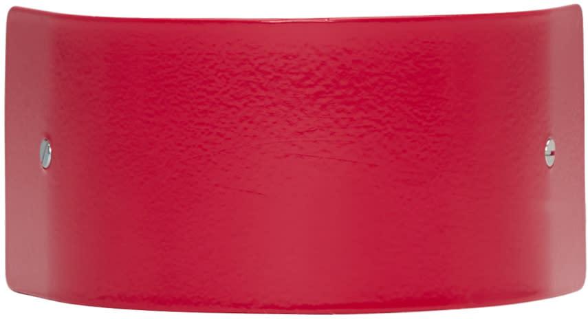 Sylvain Le Hen Red Ponytail 047 Barrette