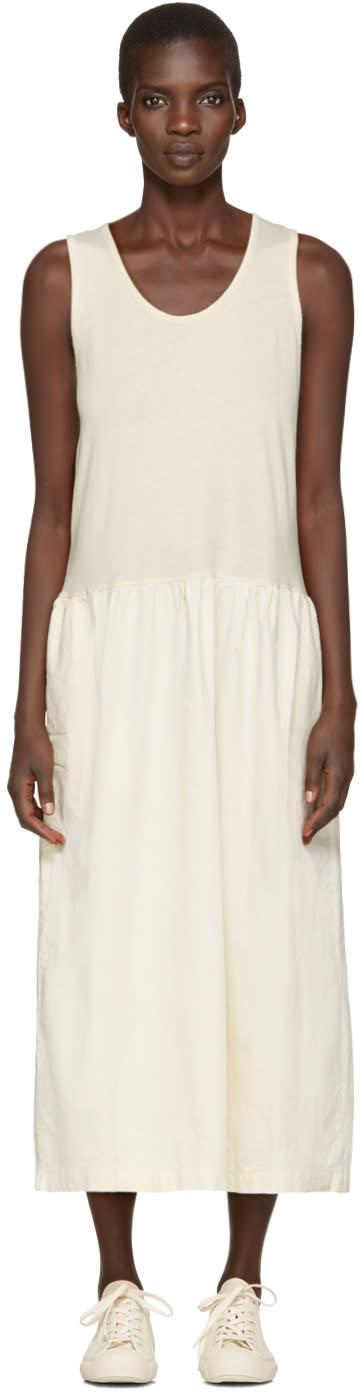 Image of Lauren Manoogian Off-white Akari Dress