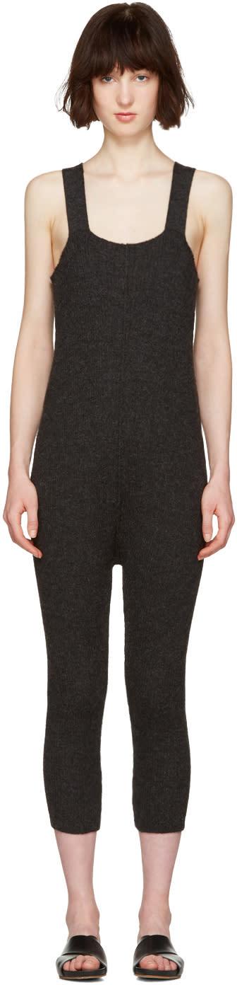 Lauren Manoogian Grey Waders Jumpsuit