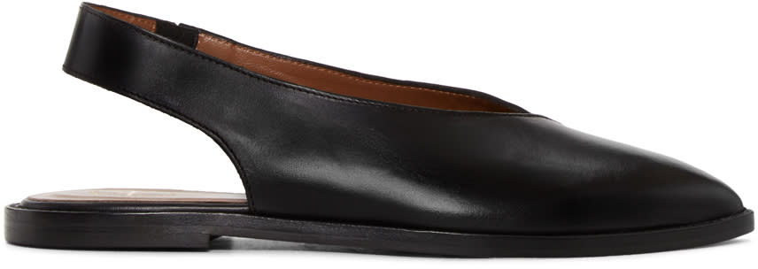 Image of Atp Atelier Black Bee Flats