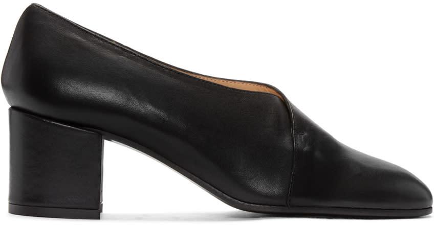 Atp Atelier Black Atri Heels