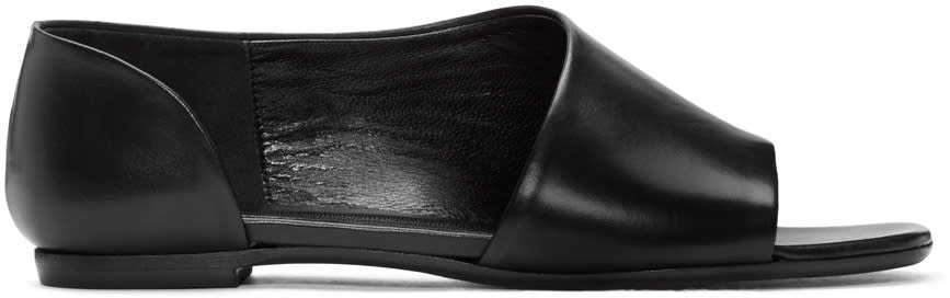 Image of Atp Atelier Black Rei Sandals