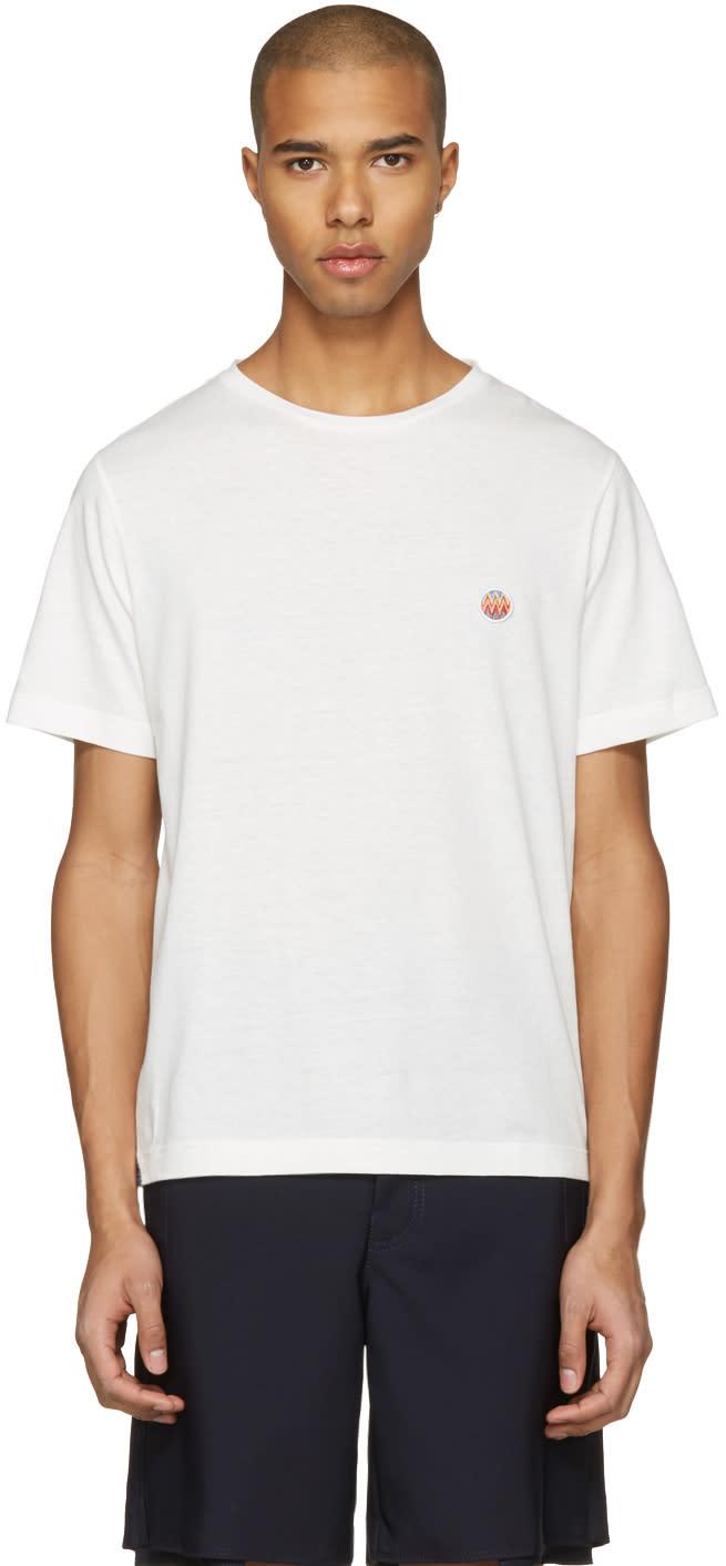 Missoni White missoni Mare T-shirt