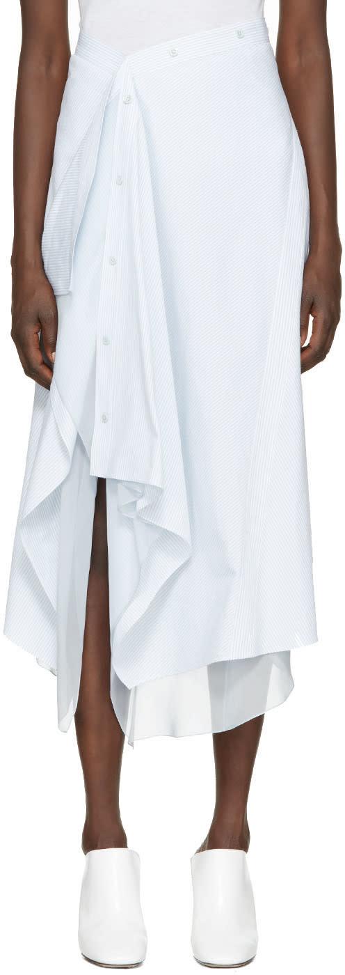 Sies Marjan Blue Mallory Skirt
