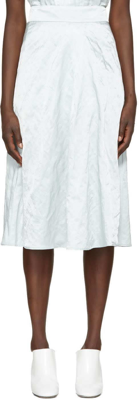 Sies Marjan Blue Neve Skirt