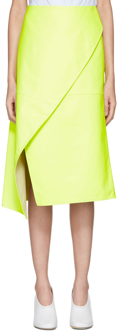 Sies Marjan Yellow Irma Skirt