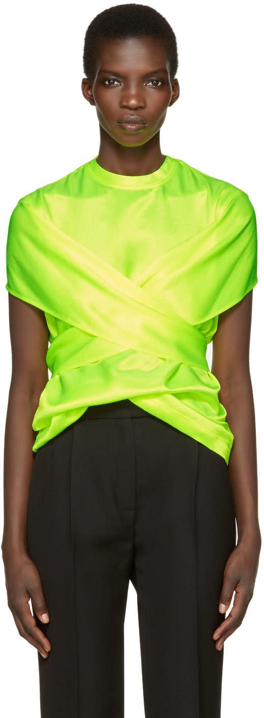 Sies Marjan Yellow Nikki T-shirt