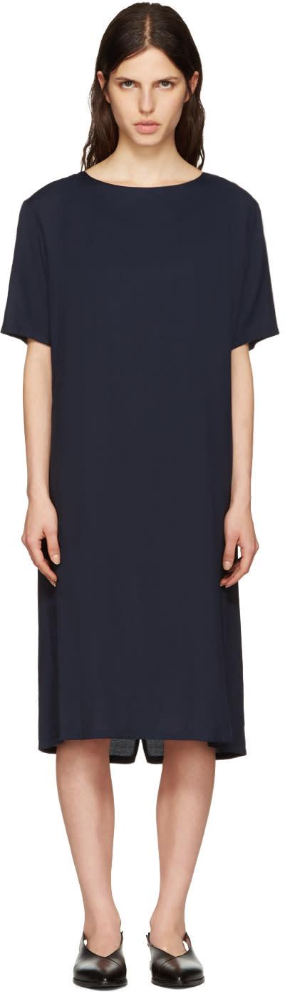 Moderne Navy Didion Dress