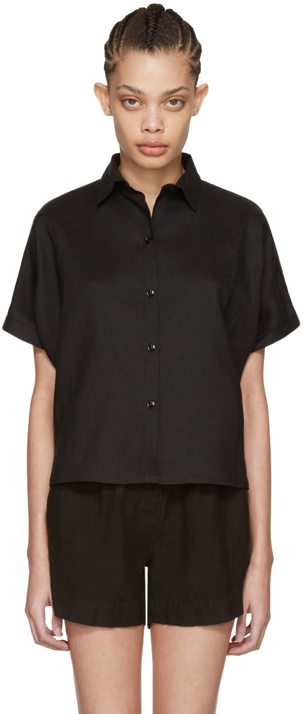 Moderne Black Artist Shirt