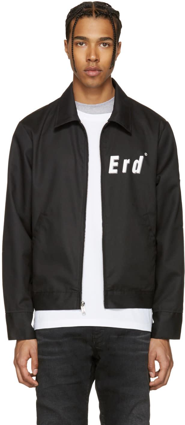 Enfants Riches Deprimes Black Regret Jacket
