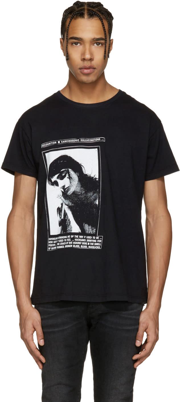 Enfants Riches Deprimes Black lizzard T-shirt