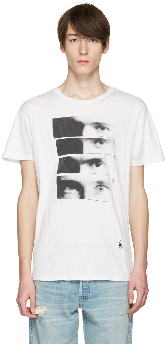 Enfants Riches Deprimes Off-white les Yeux T-shirt