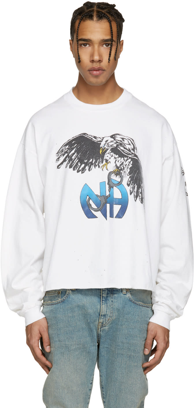 Enfants Riches Deprimes White N.a. T-shirt