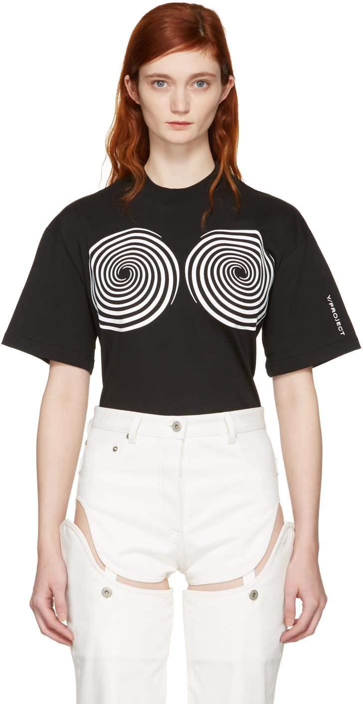 Y-project Black Circles T-shirt