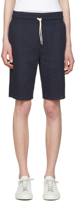 Aime Leon Dore Navy Boxer Shorts