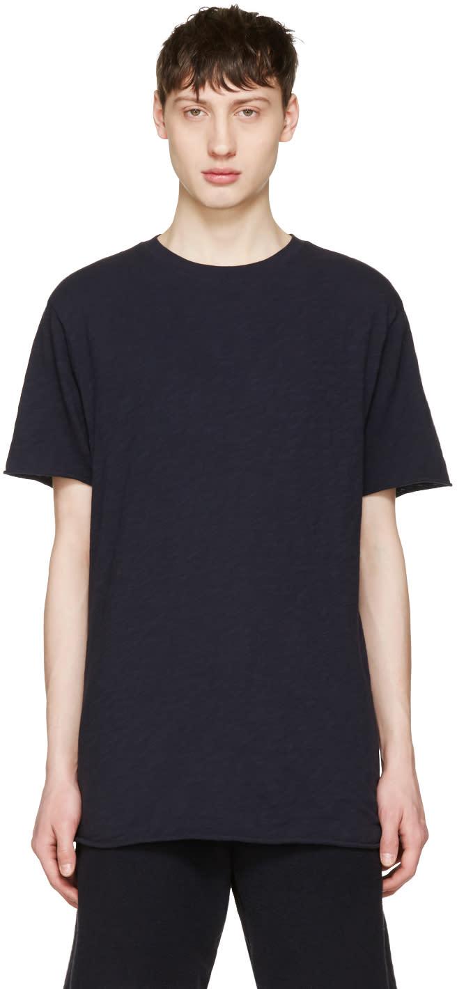 Aime Leon Dore Navy Loose T-shirt