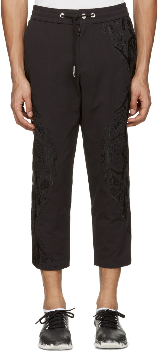 Rochambeau Black Kiln Trousers