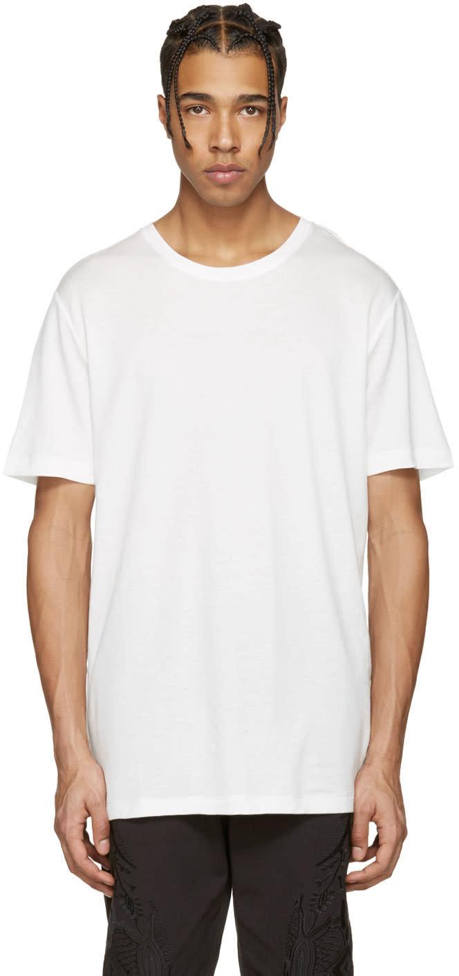 Rochambeau White Mamounia T-shirt