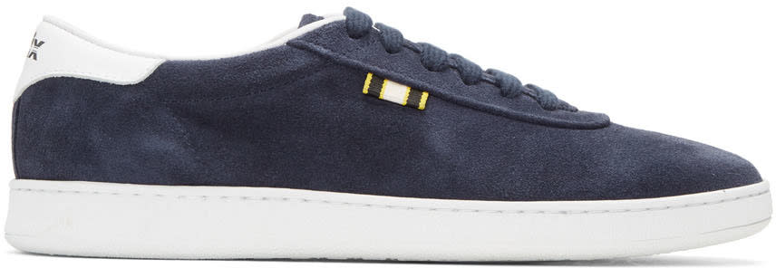 Aprix Navy Suede Apr-002 Sneakers
