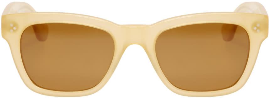 Saturdays Nyc Beige Perry Sunglasses