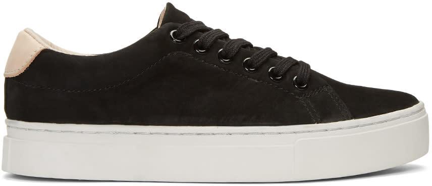 Saturdays Nyc Black Derek Sneakers